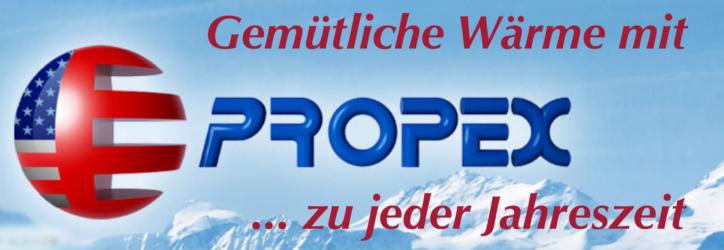 Propex – Gemütliche Wärme zu jeder Jahreszeit